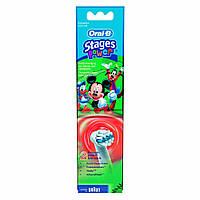 Насадка для зубной щетки BRAUN Oral-B EB 10-2 kids (Mickey Mouse), фото 1