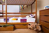 """Двухъярусная кровать с ящиками""""Амели"""" Олимп, фото 4"""