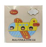 Деревянная игрушка Рамка Пазлы MD 0689   8 видов, в кульке, 14,5-14,5 см, фото 5