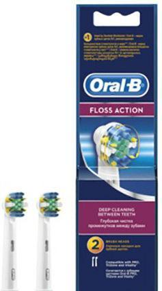 Насадка для зубной щетки BRAUN Oral-B Floss Action EB 25 (2)