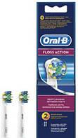 Насадка для зубной щетки BRAUN Oral-B Floss Action EB 25 (2), фото 1