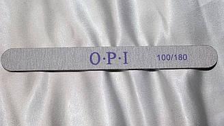 Пилка 100*180 грит O.P.I.