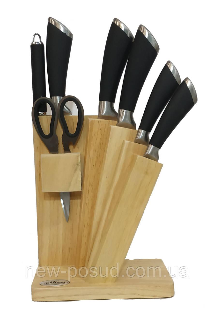 Набор ножей на подставке Bohmann BH 5071