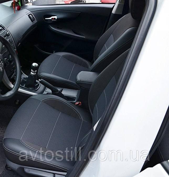 Чохли в салон Renault Captur 2013-2019