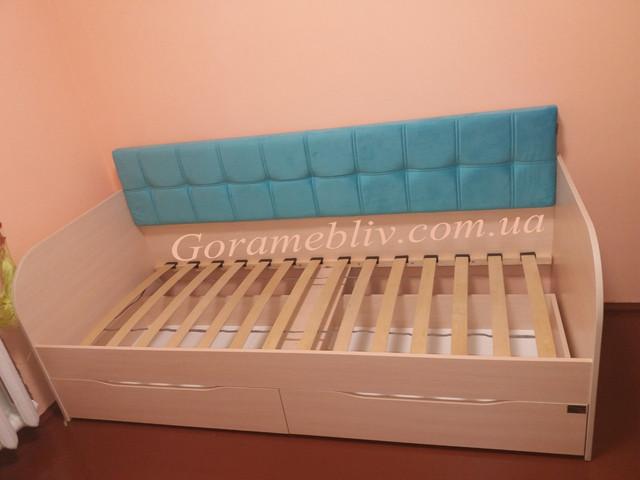 """На фото: детская кровать """"Л-7"""" фото наших покупателей"""