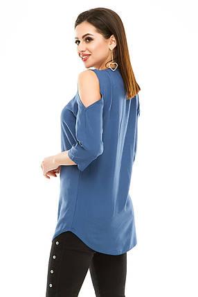 Блузка 300 джинс, фото 2