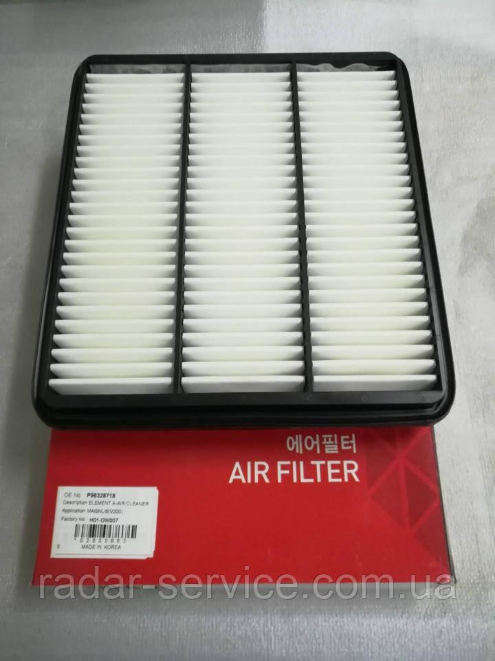 Фильтр воздушный Эпика, Epica V250, H01-DW007, 96328718