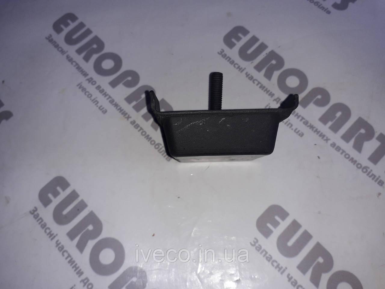 Буфер 120*76*57*8 рессоры IVECO Eurocargo Ивеко Еврокарго 98401286 FE35235 AUG 52998