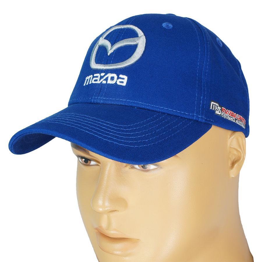 Летняя мужская кепка 0250 blue синего цвета