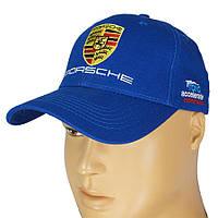 Стильная яркая мужская кепка с логотипом 0250 blue