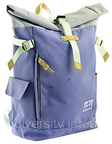 "Городской рюкзак Roll-top T-69 ""Lavender"" 557506"