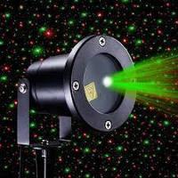 Лазерний проектор Outdoor Lawn Snowflake Light