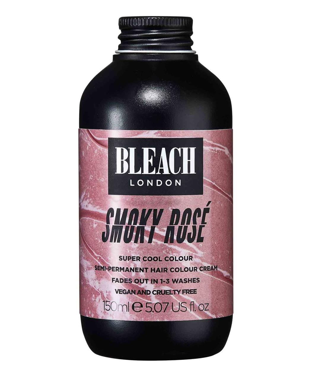 Тонирующая крем-краска для волос Bleach London Super Cool Colour Smoky Rose