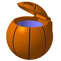 """Сміттєва урна """"Баскетбольний м'яч"""""""