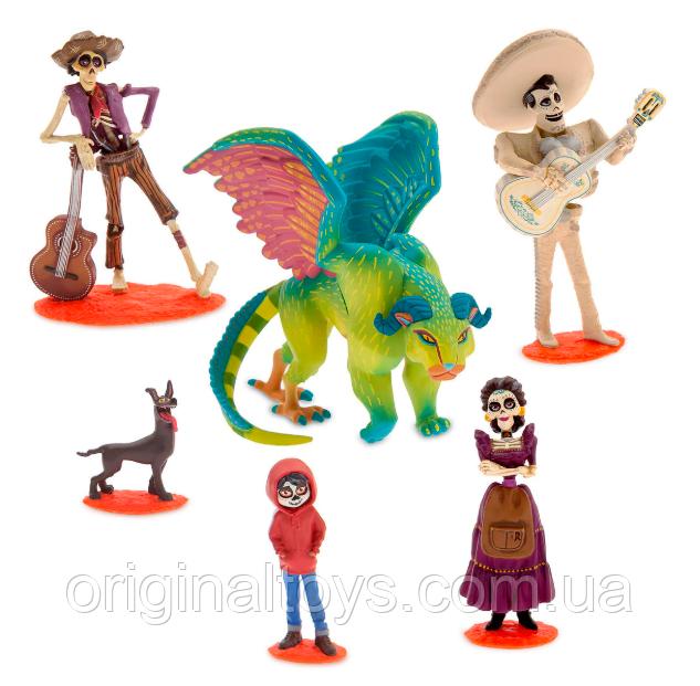 Ігровий набір з фігурками Таємниця Коко Disney