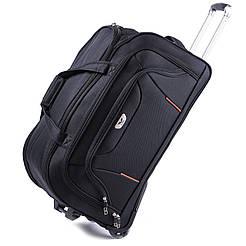 Дорожная сумка Wings 1056 Размер (M) 63л. Черная