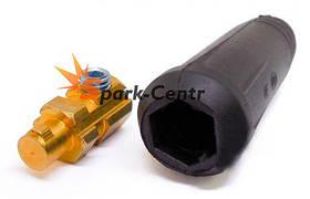 Байонетный кабельный разъем 10-25 мм, штекер