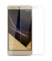 Защитное противоударное стекло для телефона Huawei Y6-II (Хуавей, стекло, стекло для смартфона)