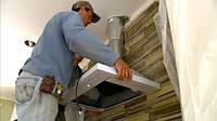 Установка кухонной вытяжки в Бердянске, мастер по установке вытяжки на кухне Бердянск
