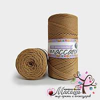 Пряжа Maccaroni PP Макраме, 302, песочный