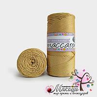 Пряжа Maccaroni PP Макраме, 302-1, пшеничный