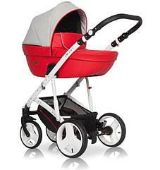 Детская коляска универсальная 2 в 1 Riko Basic Aicon 04 (Рико Аикон, Польша)