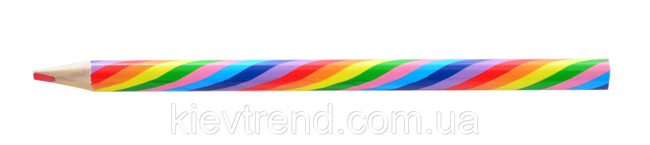 "Карандаш с четырехцветным грифелем ""Jumbo"", 20 шт в тубусе"