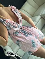 Комбінезон жіночий, річний, стильний, 1203-110-2, фото 1
