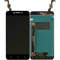 Модуль (дисплей + сенсор) Lenovo K5 / A6020a40 + Touchscreen Orig Black