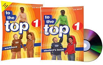 Английский язык / To the Top / Student's+Workbok+CD. Учебник+Тетрадь (комплект), 1 / MM Publications