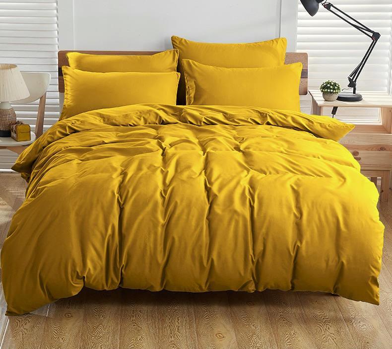 Комплект постельного белья из натурального хлопка