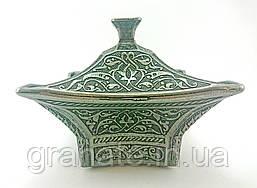 Лукумница Турция, цвет: темное серебро