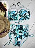 Раздельный купальник с пуш-ап, фото 2