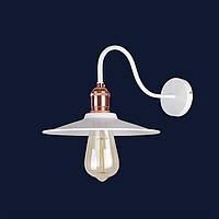Светильники бра в стиле лофт 752W837F3-1 WH