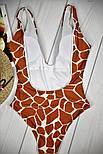 Слитный купальник жираф, фото 2