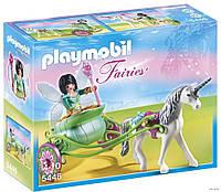 Playmobil 5446 Фея бабочка и повозка с единорогом