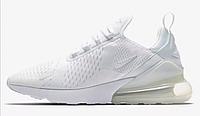 "Кроссовки Nike Air Max 270 ""White/White/White"" Арт. 3932, фото 1"