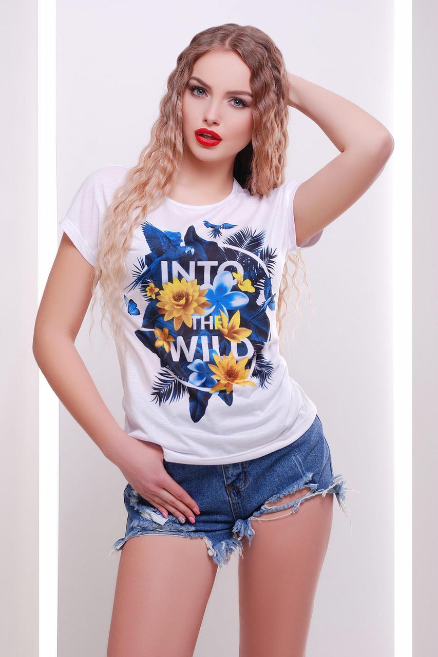 Молодежная футболка с принтом свободного кроя рукава реглан Into the wild футболка Кимоно