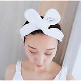 """Повязка для макияжа на голову """"Cute Rabbit"""", 5 цветов, фото 2"""