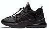 "Кроссовки Nike Air Max 270 Bowfin ""Black/Anthracite"" Арт. 3944"