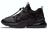"Кроссовки Nike Air Max 270 Bowfin ""Black/Anthracite"" Арт. 3944, фото 1"