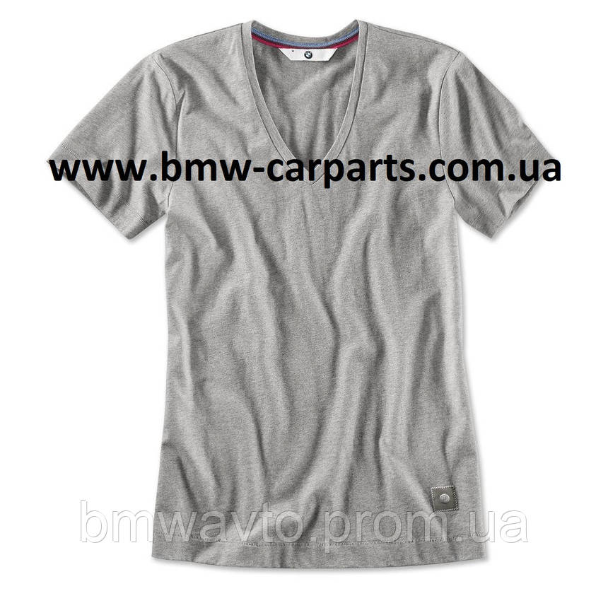 Женская футболка BMW V-neck T-Shirt, Ladies, фото 2