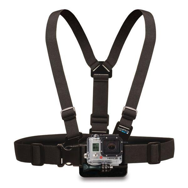 Крепление на грудь тело Chest Mount для GoPro 3 4 5 6 7 Xiаomi Yi 4K
