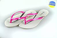 Женские вьетнамки inblu 91-1фуксия розовые   летние , фото 1