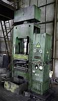 ДБ2432 (160 т) Пресс гидравлический для изготовления изделий из пластмасс