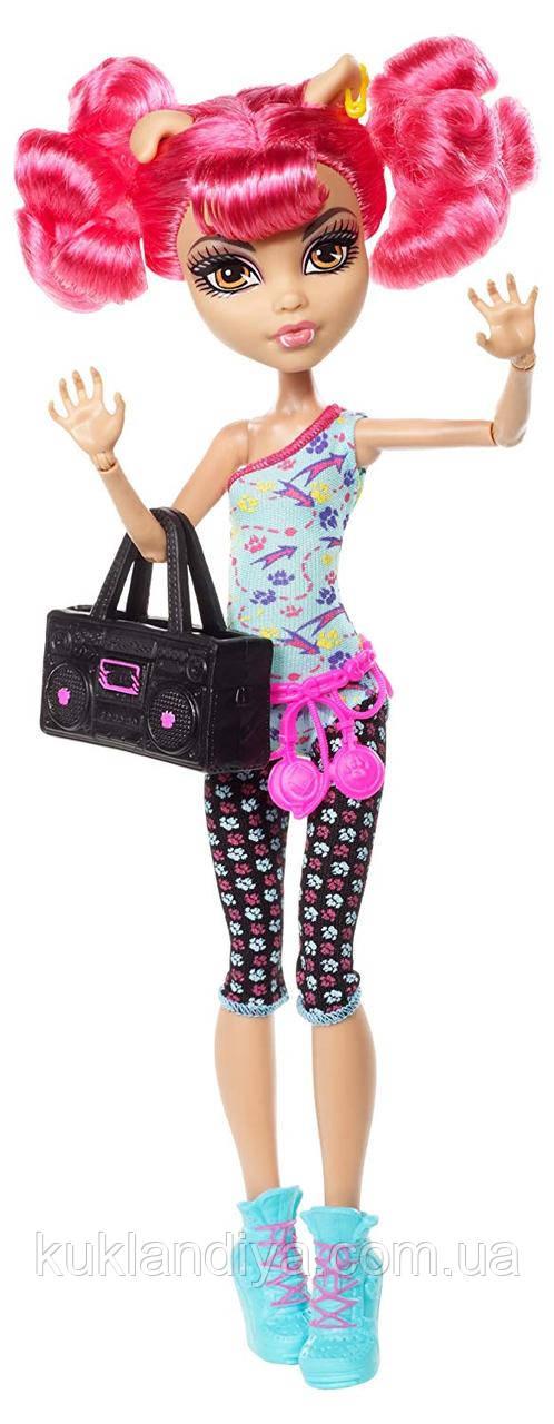 Кукла Монстер Хай Хоулин Вульф Танц класс Monster High Howleen Wolf Dance Class