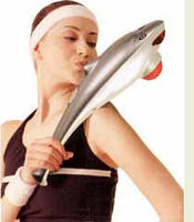 Ручной вибромассажер Акула Shark Infrared Massager, фото 1