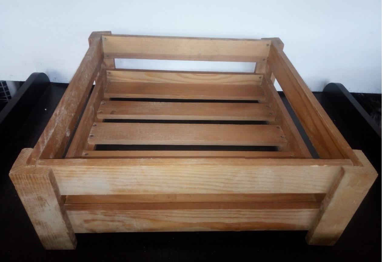 Деревянные ящики 38*38*16 см