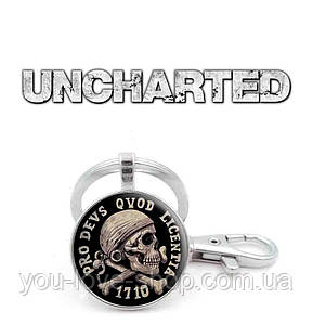 Брелок Uncharted