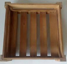 Деревянные ящики 38*38*16 см, фото 2